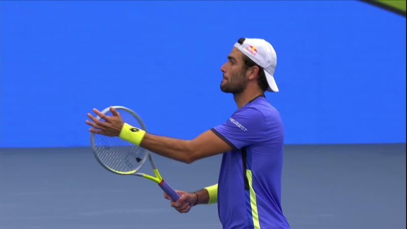 Берреттини – Попырин. Обзор матча 1-го круга ATP Вена