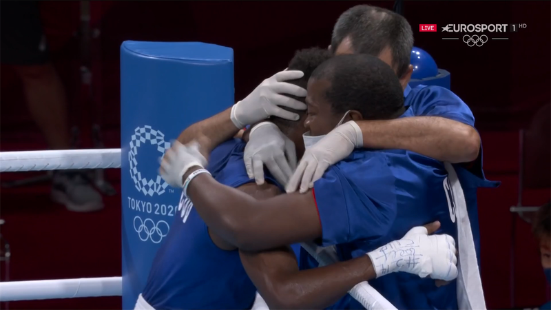 Jocurile Olimpice, box masculin: Andy Cruz, medaliat cu aur la Tokyo / 75 kg