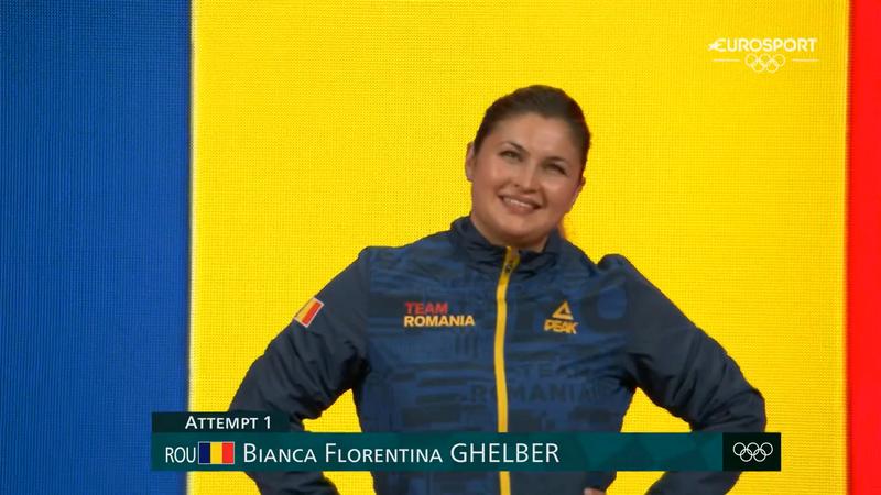 Jocurile Olimpice: Bianca Ghelber, un nou personal best în finala la aruncarea ciocanului la Tokyo