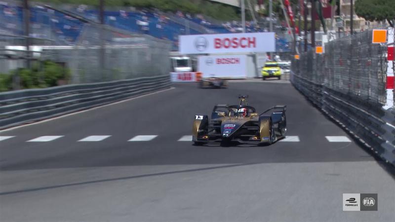 Da Costa-show, si prende la pole al GP di Monaco!
