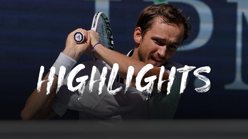 Medvedev - Van de Zandschulp - US Open