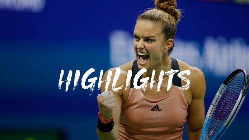 US Open | Rezumatul unui meci pentru istorie: Sakkari - Andreescu