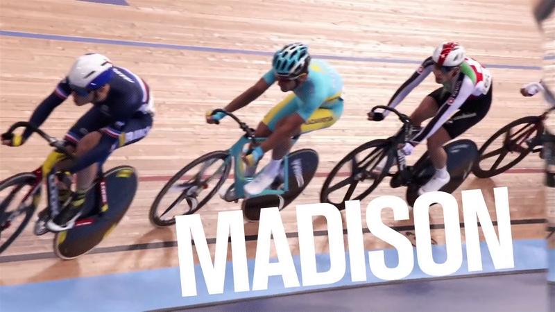Cos'è e come funziona la Madison: la gara di Viviani e Consonni
