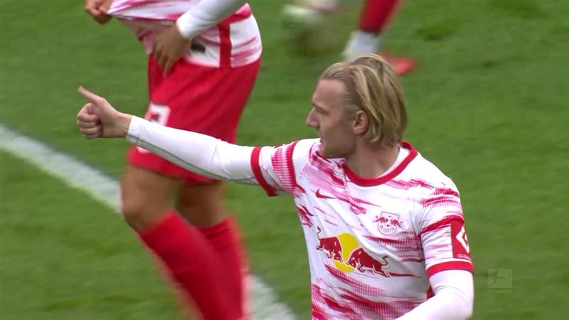 """Lipsia impietoso 4-1 al Greuther Furth, rivivi il 4-1 in 100"""""""