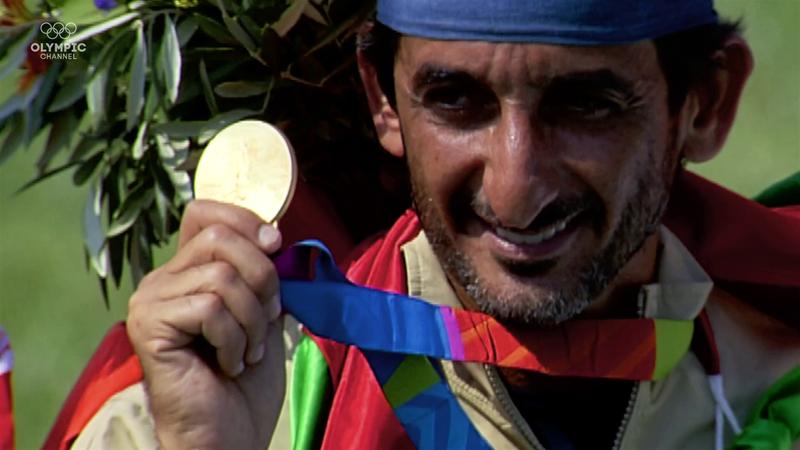 Jocurile Olimpice 2020: Moment istoric la Atena 2004 - Cum a cucerit Almaktoums medalia de aur