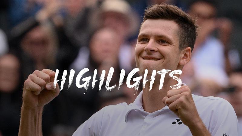 Wimbledon 2021: Rezumatul meciului Hubert Hurkacz - Roger Federer 6-3, 7-6, 6-0