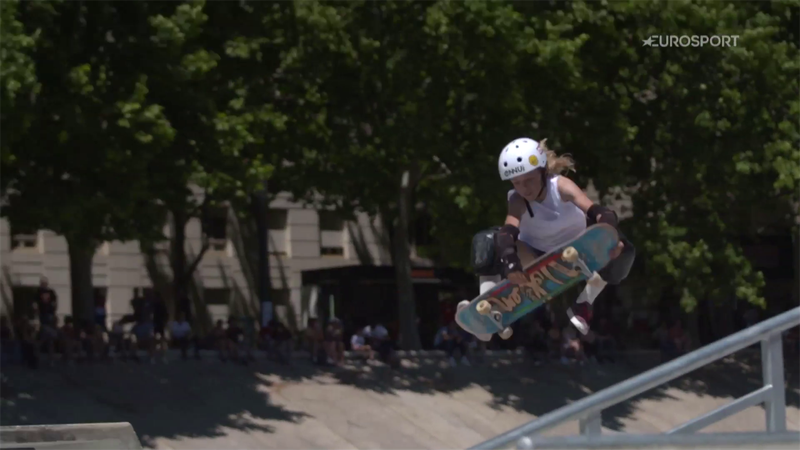 "Le ""Best of"" skateboard de Montpellier 2019"