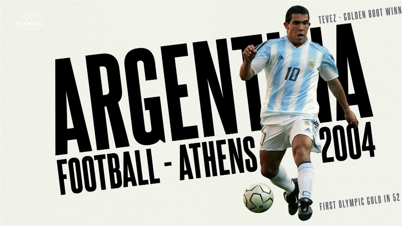 Jocurile Olimpice 2020: Cum a câștigat naționala de fotbal a Argentinei aurul la Atena în 2004