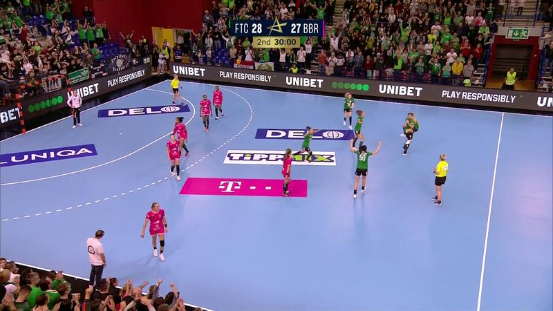 Un bon départ, puis Brest a calé contre Ferencvaros : les temps forts de la rencontre