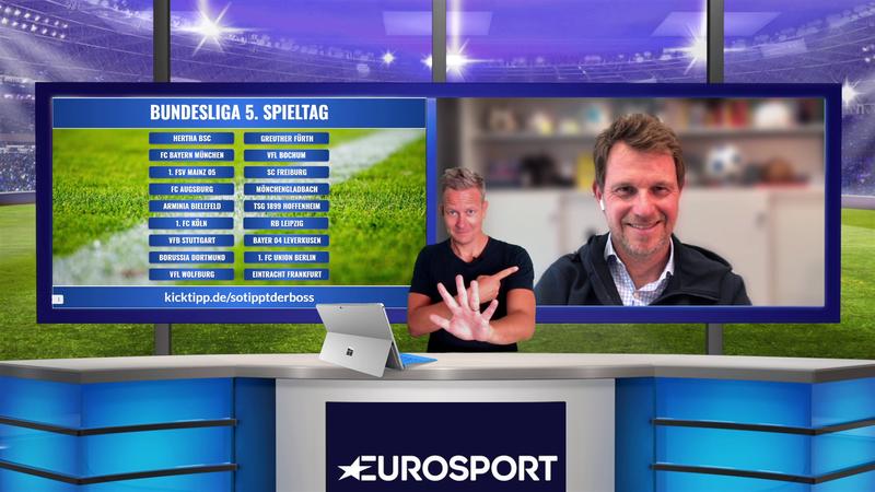 #SotipptderBoss: Leverkusen nicht zu stoppen