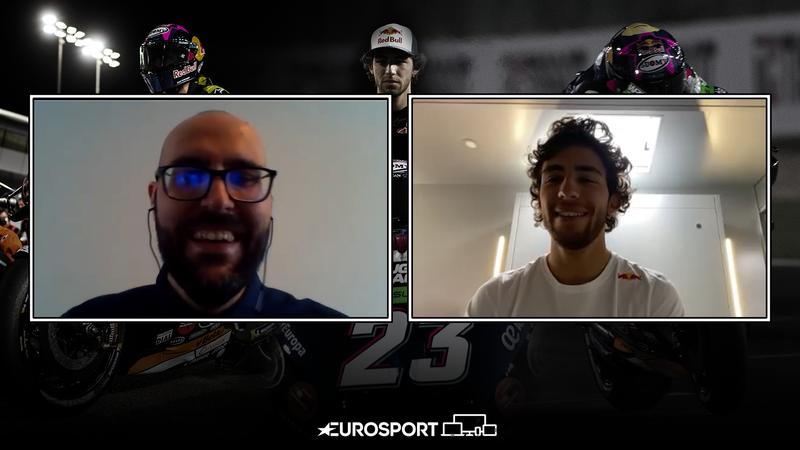 Bastianini in esclusiva fra MotoGP, Ducati, Rossi, Sic e tuffi