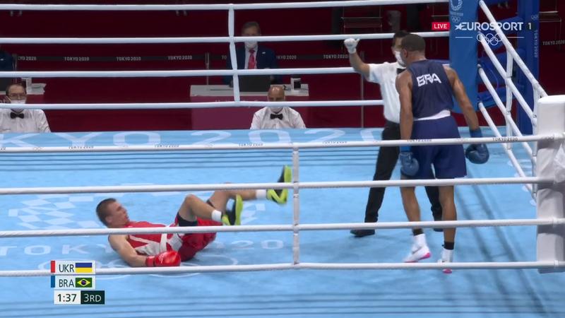 Boxeo | El 'KO del año' y la locura de Sousa para celebrar un oro imposible