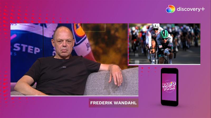Radio Tour: Stort interview med Frederik Wandahl fra Bora Hansgrohe
