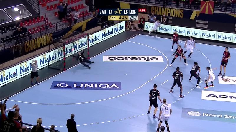 Une démonstration et un Bos en état de grâce : Montpellier a impressionné contre le Vardar Skopje