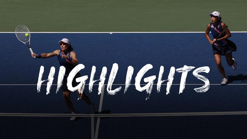 Stosur/Zhang - Guaracha/Krawczyk - US Open