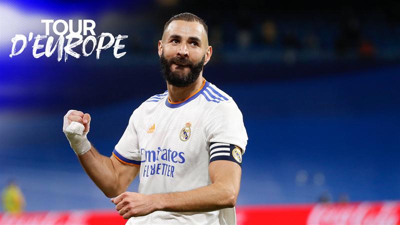 """""""A Madrid, c'est rentré dans la normalité que Benzema soit incroyable à chaque match"""""""