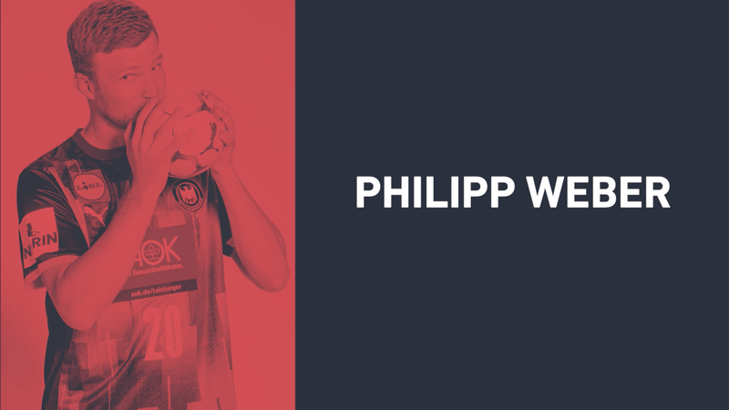 Vom Motocross auf die Handball-Bühne: Das ist DHB-Star Philipp Weber
