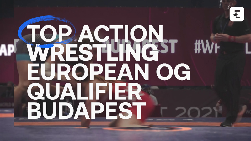 Top 5 - The best action from Olympic qualifying in Budapest
