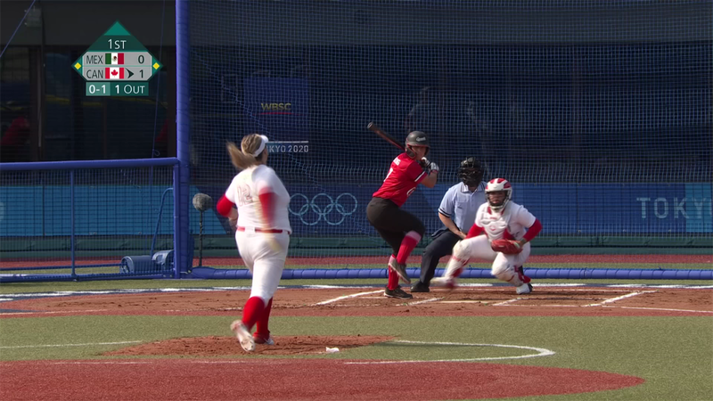 Béisbol / Softball - Tokio 2020 - Momentos destacados de los Juegos Olímpicos