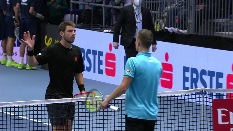 ATP Viena: Cameron Norrie, victorie cu Marton Fucsovics 7-6 6-1 - Rezumatul partidei