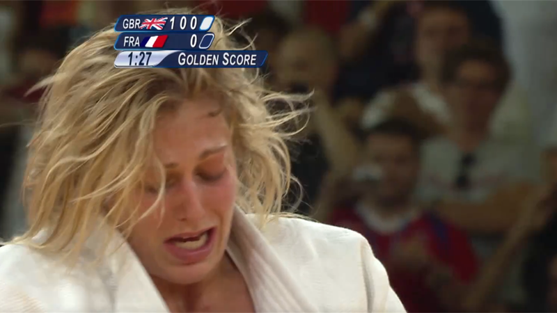 'I didn't even realise I was doing it' – Gemma Gibbons on her emotional Olympic tribute