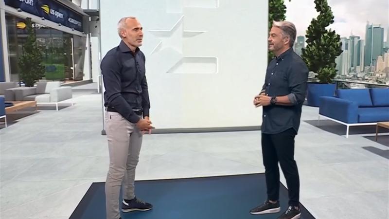 """""""Alcaraz va a superar a Moyá, Ferrero, Bruguera, Costa..."""", Corretja da las claves en The Cube"""