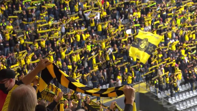 Highlights: Guerreiro and Brandt score as Dortmund defeat Augsburg