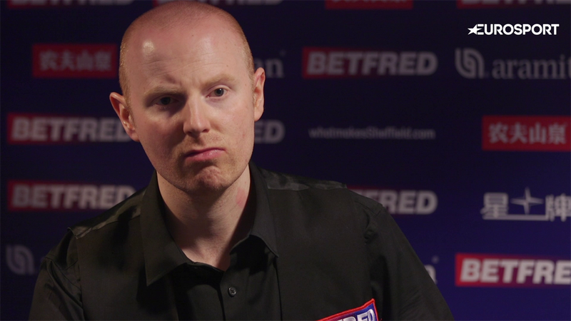 'I need to be patient' - McGill on defeat to Bingham at Crucible