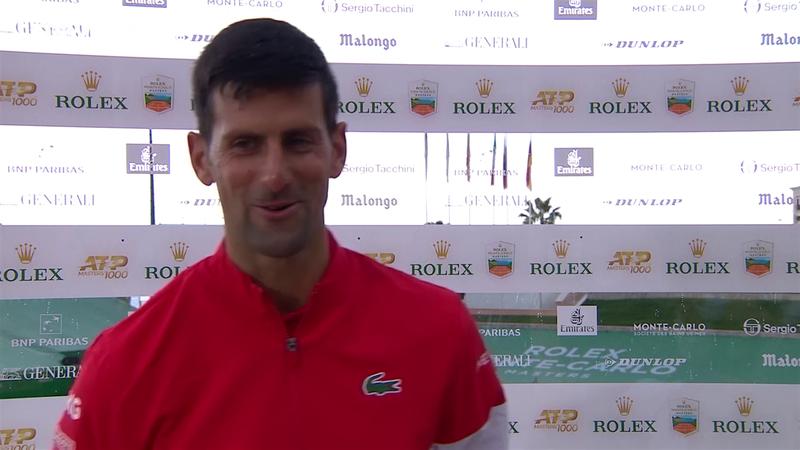 """Djokovic elogia Sinner: """"E' il futuro e il presente del tennis"""""""