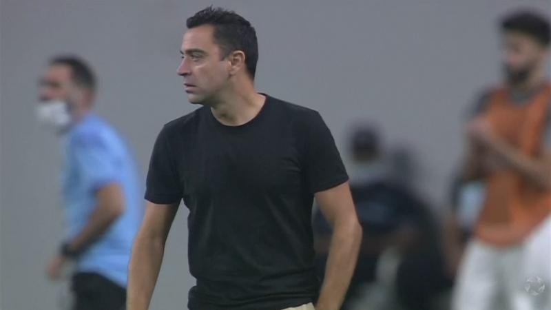 Remontada y colíderes, el Al Sadd de Xavi no falla en el inicio de la liga de Catar