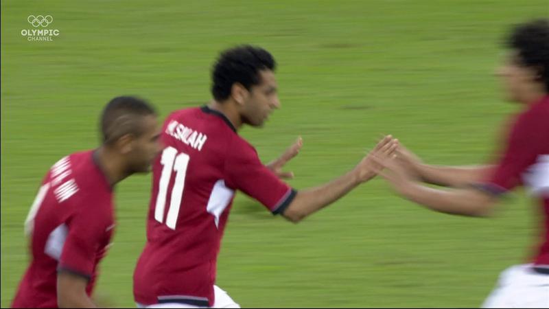 Best Olympics moments: Mohamed Salah - London 2012