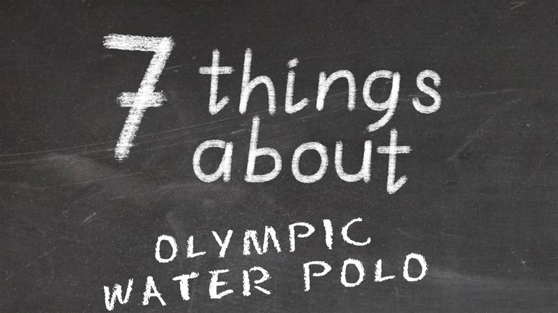Tokyo 2020: Șapte lucruri despre... Polo pe apă la Jocurile Olimpice