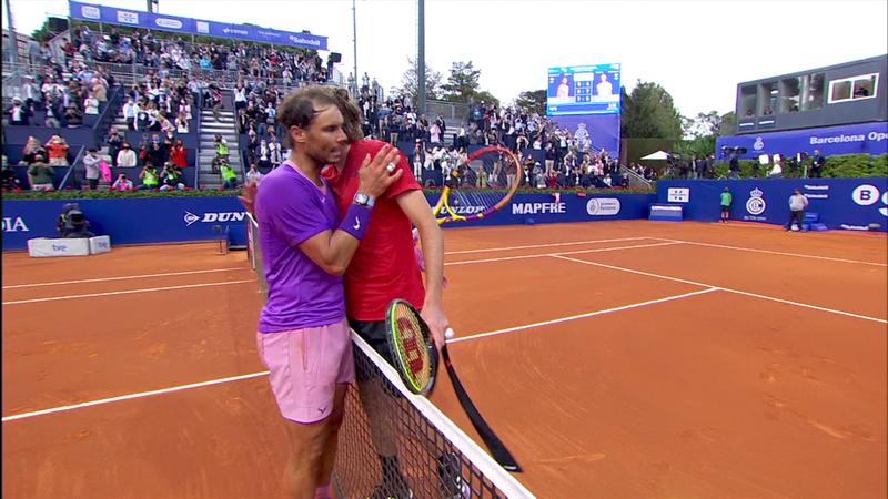 Rezumatul partidei Nadal-Tsitsipas, finala ATP Barcelona. Probabil meciul anului în tenisul mondial