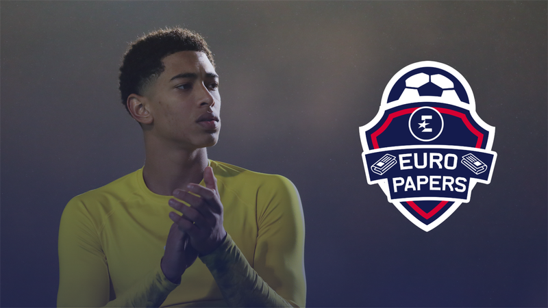 Wonderkid Bellingham to snub PL giants for move to European talent factory - Euro Papers