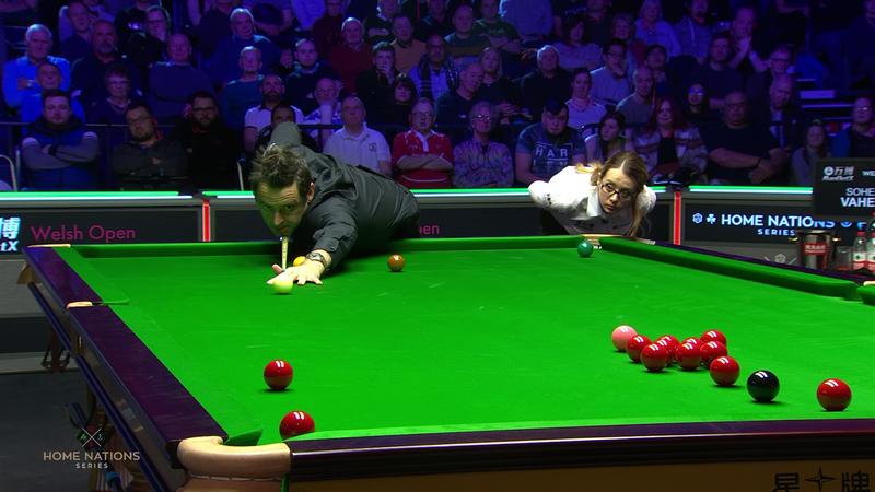 Welsh Open | Hoogtepunten Dag 4: Geen problemen voor O'Sullivan, Robertson en Trump