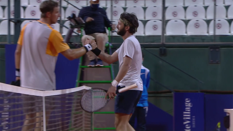 ATP Cagliari: Basilashvili-Struff összefoglaló