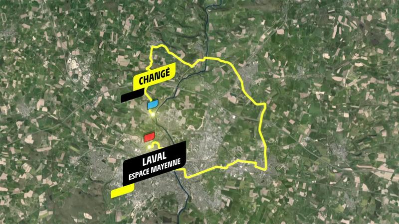 Stage 5 profile: Changé – Laval (ITT)